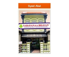 SARAVANAA BHAVAN HOTEL